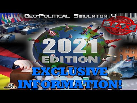 Power & Revolution 2021 Edition | EXCLUSIVE Content for 2021 Edition! | Screenshots and Details!