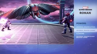 Disney Infinity: Marvel Super Heroes (2.0 Edition) - Ronan Spotlight