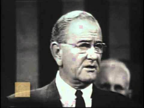 Lyndon B. Johnson-State of the Union Address (January 17, 1968)