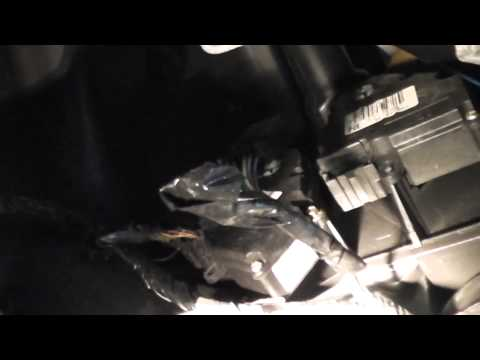 2005 chevy trailblazer stereo wiring diagram human liver cell labeled 2003 chevrolet vent problem youtube