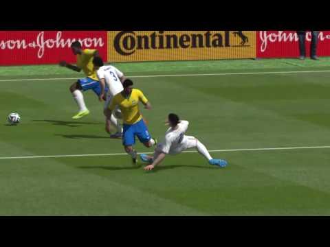 Fifa Live Stream PS4 England 2 vs Brazil 1 Classic comeback