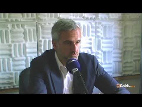 Stéphane Martin invité de Soir de Foot