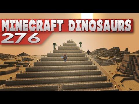 Minecraft Dinosaurs! || 276 || Atum, the ancient world