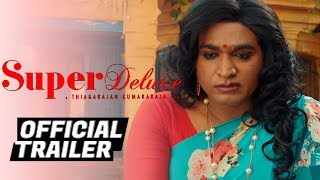 Super Deluxe - Official Trailer Reaction | Vijay Sethupathi, Samantha | TK