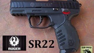 Ruger SR22 22 Review