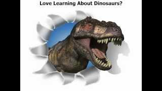 Dinosaur Books For Kids- Interactive Dinosaur Books For Children