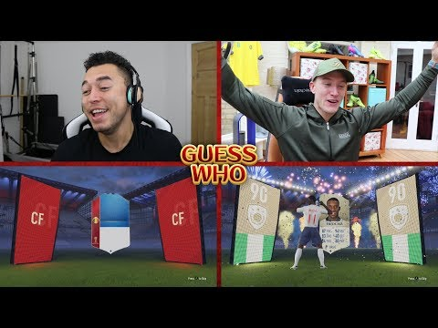 THE MOST CONTROVERSIAL EPISODE OF GUESS WHO FIFA vs REEV 🔥
