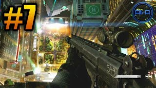 "Call of Duty: Ghosts Walkthrough (Part 7) - Campaign Mission 7 ""FEDERATION DAY"" (COD Ghost)"