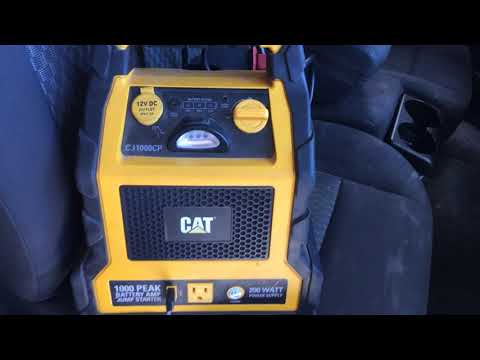 Is The Cat Jump Starter Worth It