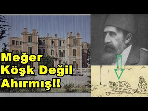 Sultan Abdülhamid's First Night At The Alatini Mansion