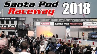 Santa Pod Raceway 2018 (Jet Cars, Top Fuel Dragsters & More) thumbnail