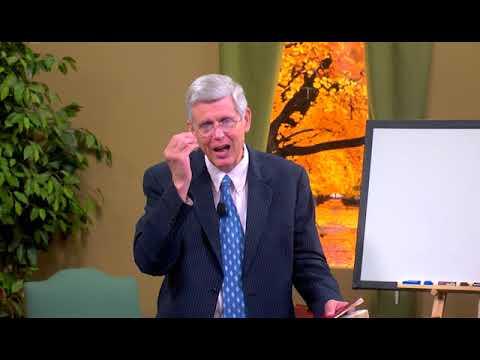 Hearing God Speak: The Church (Part 15) Fellowship Part 2 - Episode 102