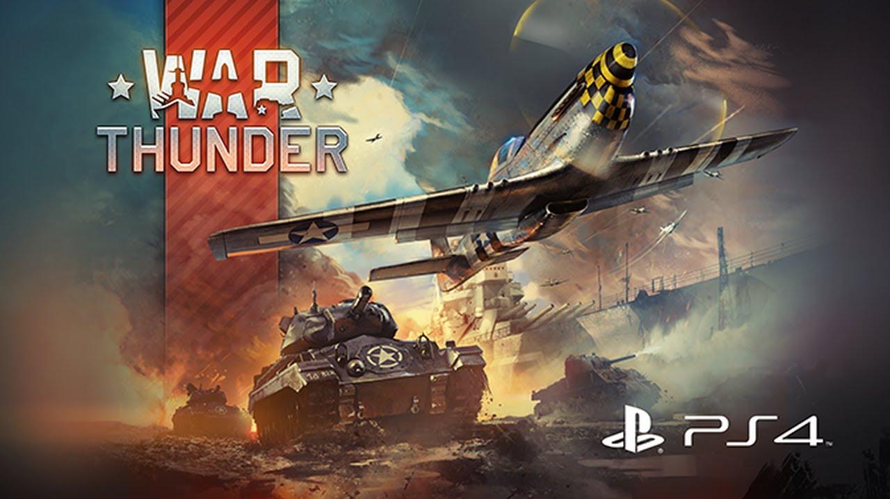 трейлер на war thunder