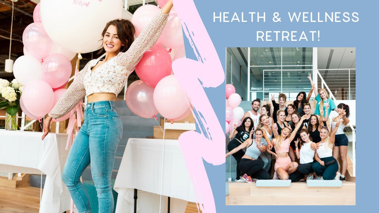 MY VERY OWN HEALTH & WELLNESS RETREAT!