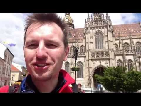 видео: Мои впечатления от Кошице, СЛОВАКИЯ (Алексей Жданович)