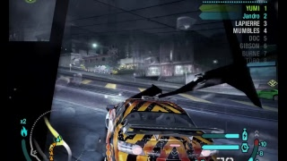 Need for speed Carbono parte 1