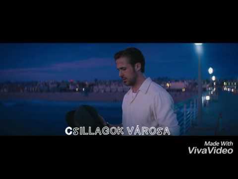 City of Stars - Ryan Gosling és Emma Stone (magyar felirattal)
