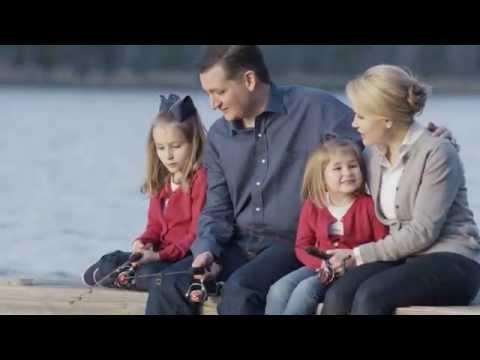 Ted Cruz se presenta para ser candidato republicano a las presidenciales