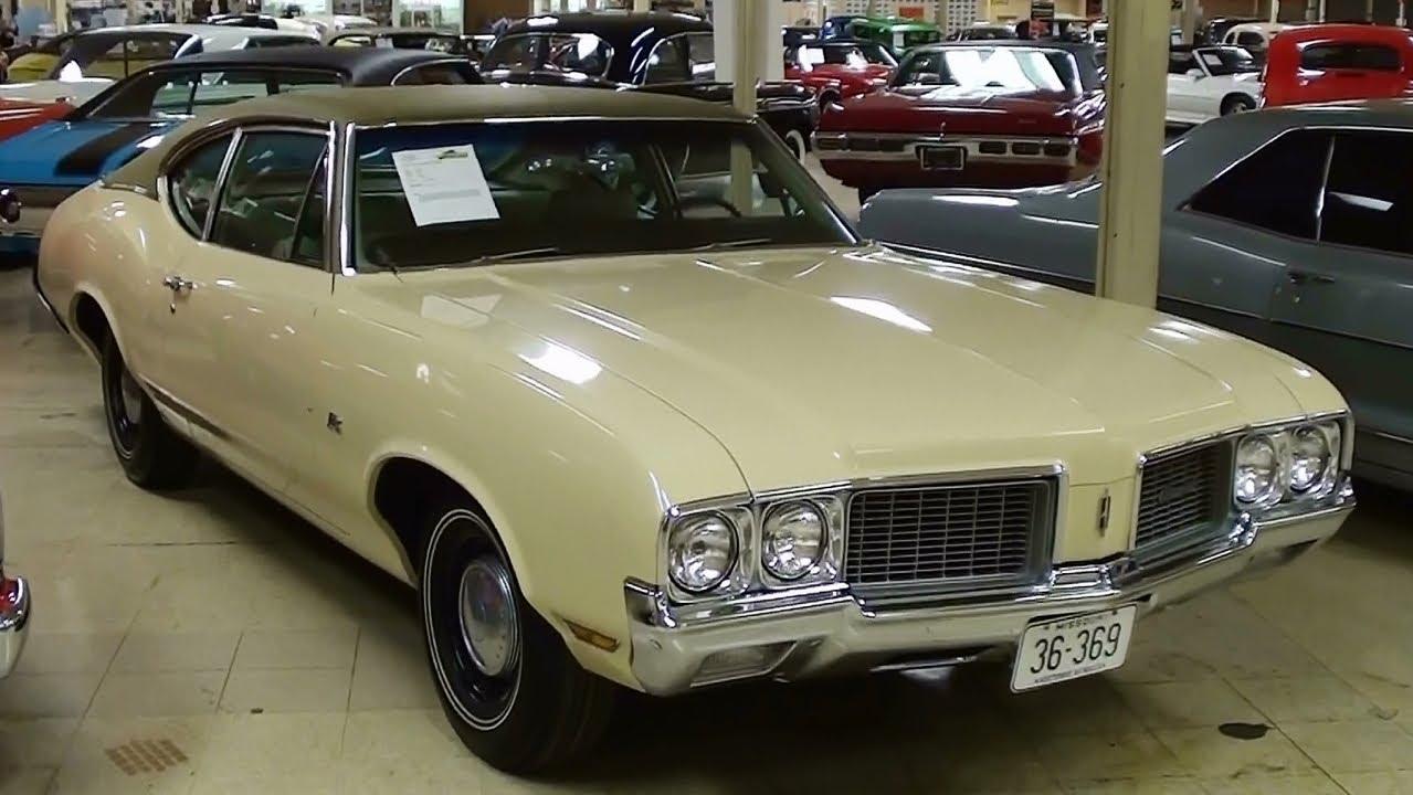 1970 Olds Cutlass F85 7xxx Original Miles - True Survivor