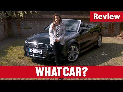 2018 Audi A3 Cabriolet Review  The new best small convertible?  What Car?
