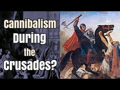 Were Some Crusaders Cannibals?