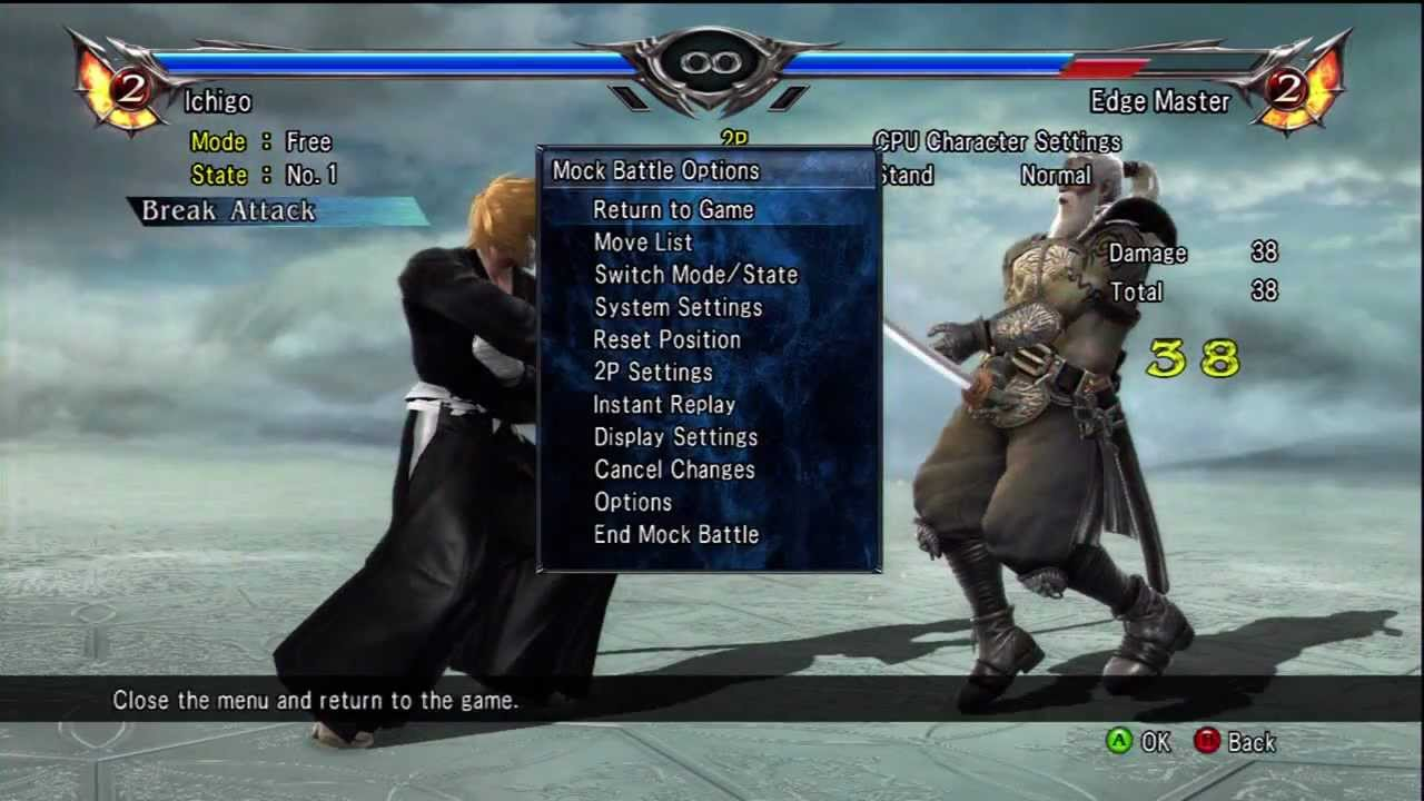 Soul Calibur V Anime Characters : Soul calibur v bleach anime game characters youtube