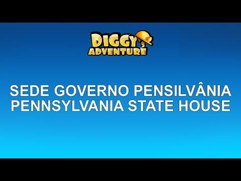 SEDE GOVERNO PENSILVÂNIA (PENNSYLVANIA STATE HOUSE)