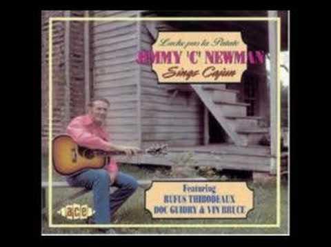 Jimmy C. Newman - Lâche Pas La Patate