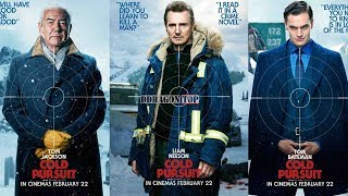 Cold Pursuit (2019) Cast ⭐ Before and After | Real Name and Age (Reparto Películas)