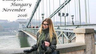 Поездка в Будапешт, Венгрию | Мой день рождения | Our trip to Budapest, Hungary(Мне посчастливилось справить моё двадцатидвухлетие в Будапеште, Венгрии. Моим самым замечательным подарко..., 2016-11-27T22:08:48.000Z)