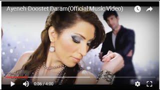 Ayeneh-Doostet Daram(Official Music Video)