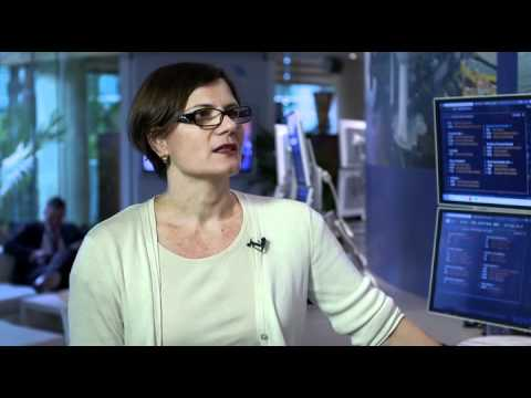 AIC 2012 Interview: Nannette Hechler-Fayd'herbe, Global Financial Markets, Credit Suisse