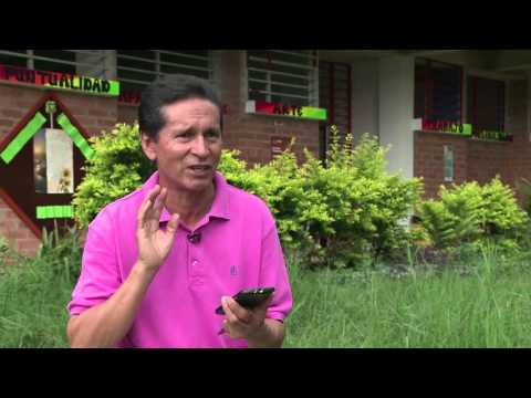 Elkin Barragán TIC y medio ambiente #ViveDigitalTV