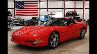 2004 Chevy Corvette
