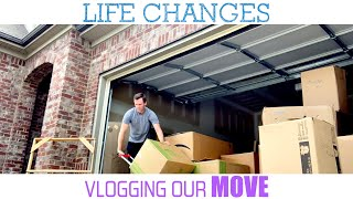 WE BOUGHT A HOUSE! Moving Vlog | Milabu
