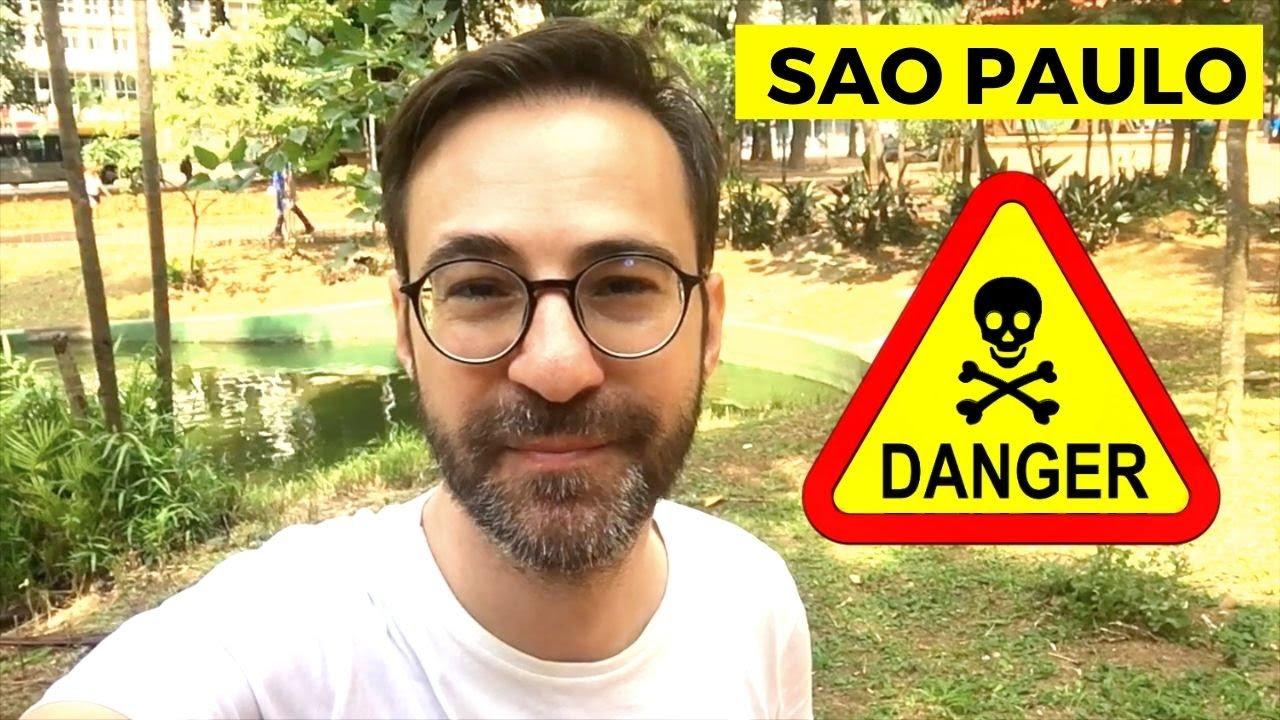 Yataklı Otobüs ile Çirkin Ötesi Bir Şehre Seyahat - Sao Paulo