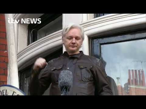 Assange hails 'victory' as rape probe ends