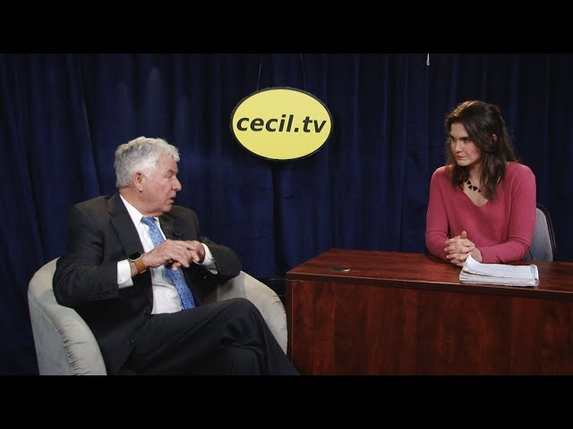 Cecil TV | Dr. Alan McCarthy on 30@6 | December 4, 2018