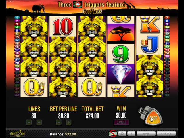 frosty fortunes Slot Machine