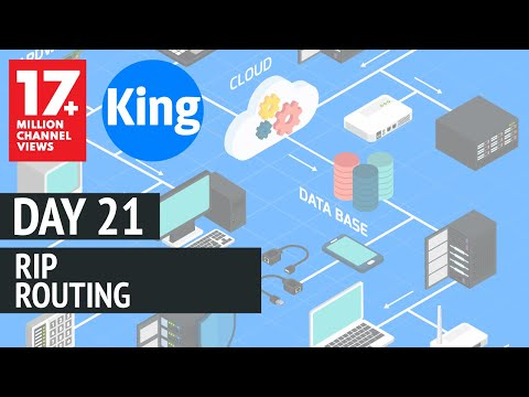 200-125 CCNA v3.0 | Day 21: RIP Routing | Free Cisco Video Training 2016 | NetworKing