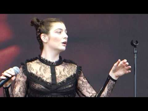 Lorde - Royals – Outside Lands 2017, Live in San Francisco