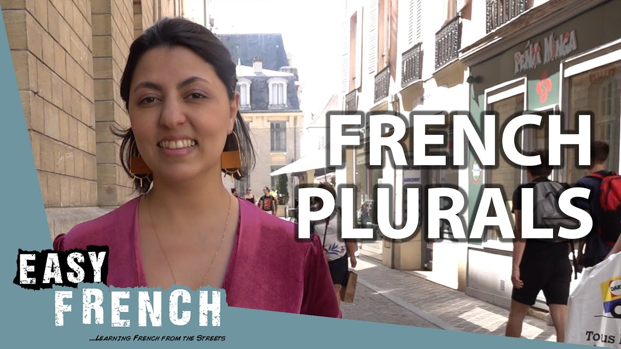 French Plurals: A Crash Course | Super Easy French 76