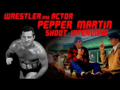 Pepper Martin Shoot Interview