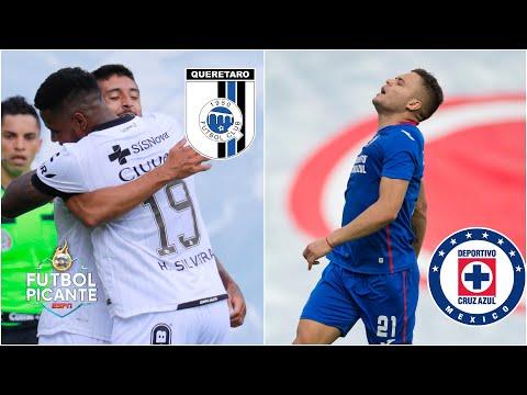 GUARD1ANES 2020 Se acabó la racha de Cruz Azul Análisis de la sorpresa de Querétaro   Futbol Picante