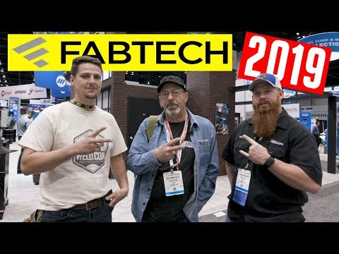 So You Missed Fabtech 2019??