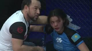 65,8 кг Айжан Абдыкадыр - Антонина Котляревская