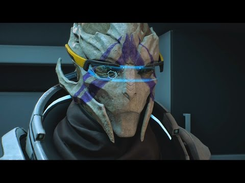 Mass Effect Andromeda: Vetra Nyx Romance Complete All Scenes(Female Ryder)