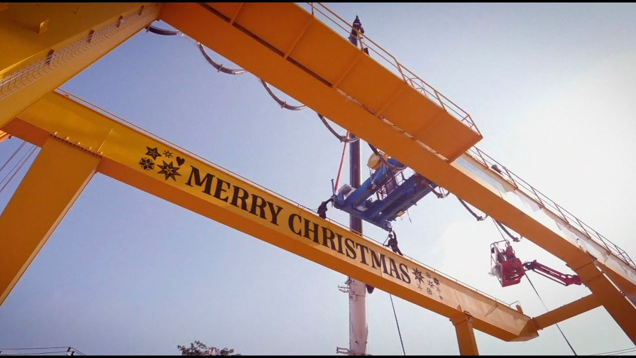 Merry Christmas 2020 Construction Merry Christmas and Happy New Year 2020   GH CRANES & COMPONENTS