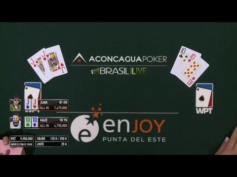 Brasil Poker Live presents: WPT Uruguay