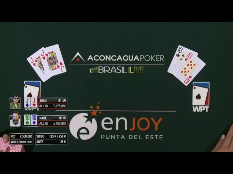 Видео World poker association